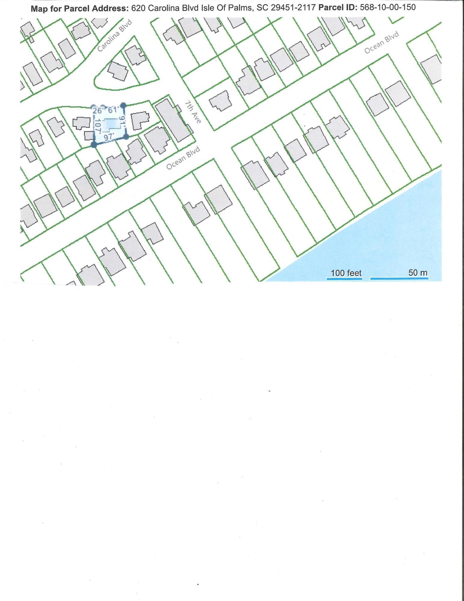 620 Carolina Boulevard Isle Of Palms, SC 29451