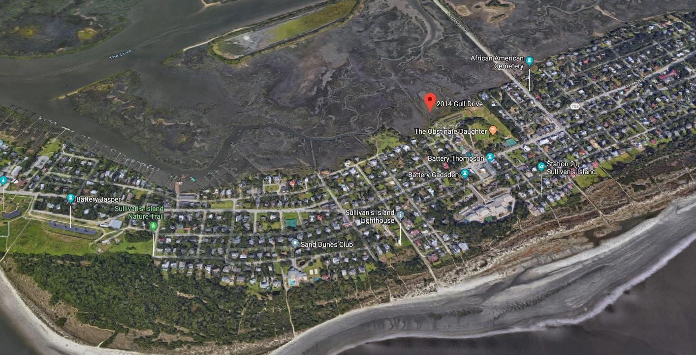 Sullivans Island Lots For Sale - 2014 Gull, Sullivans Island, SC - 0