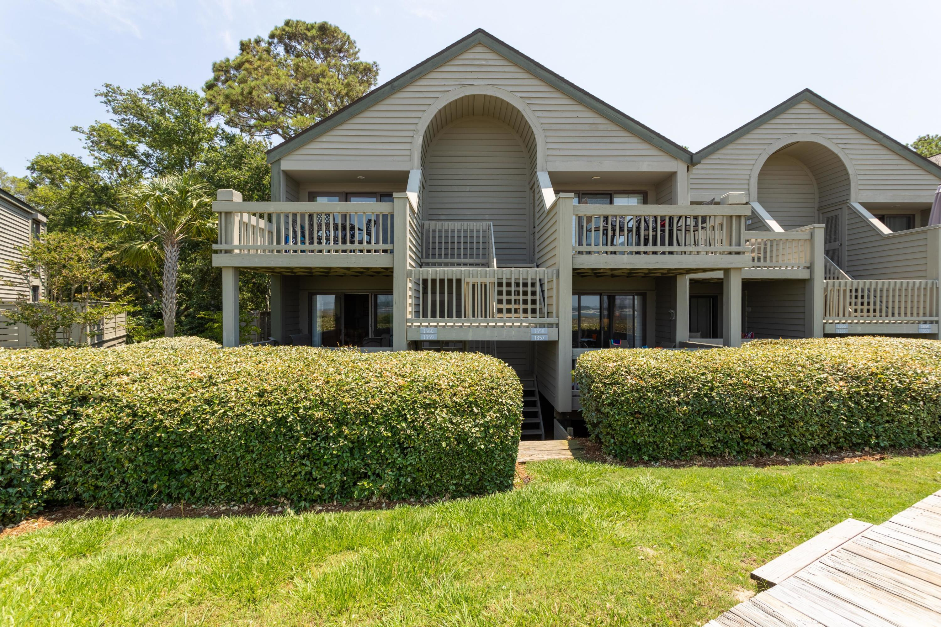 1359 Pelican Watch Villas Seabrook Island, SC 29455