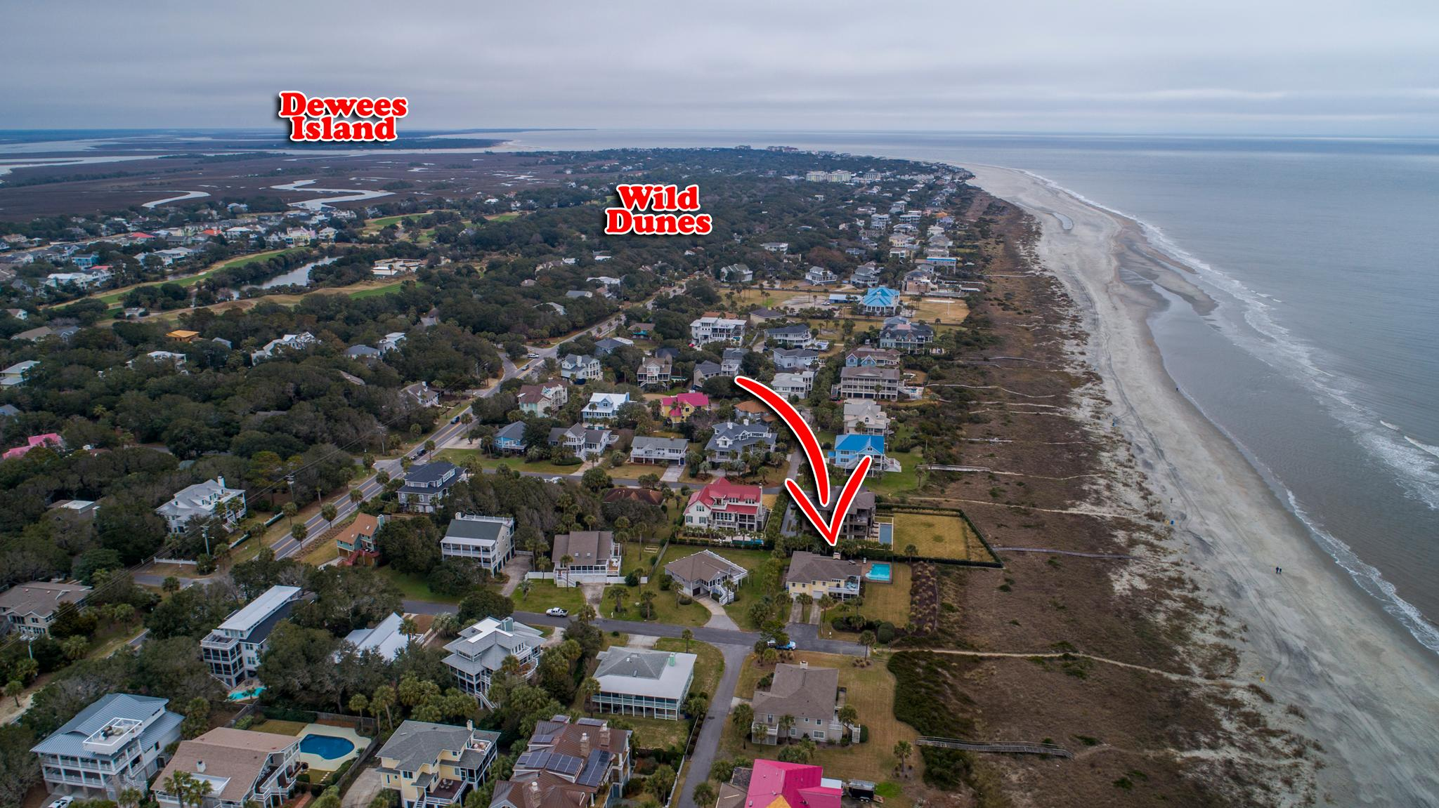2 43rd Avenue Isle Of Palms, SC 29451
