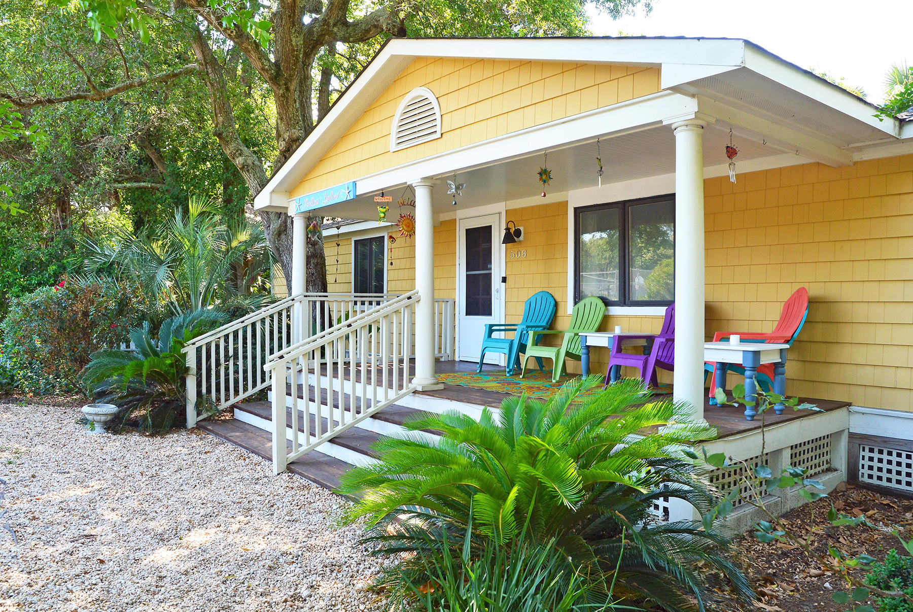 508 E Hudson Avenue Folly Beach, SC 29439