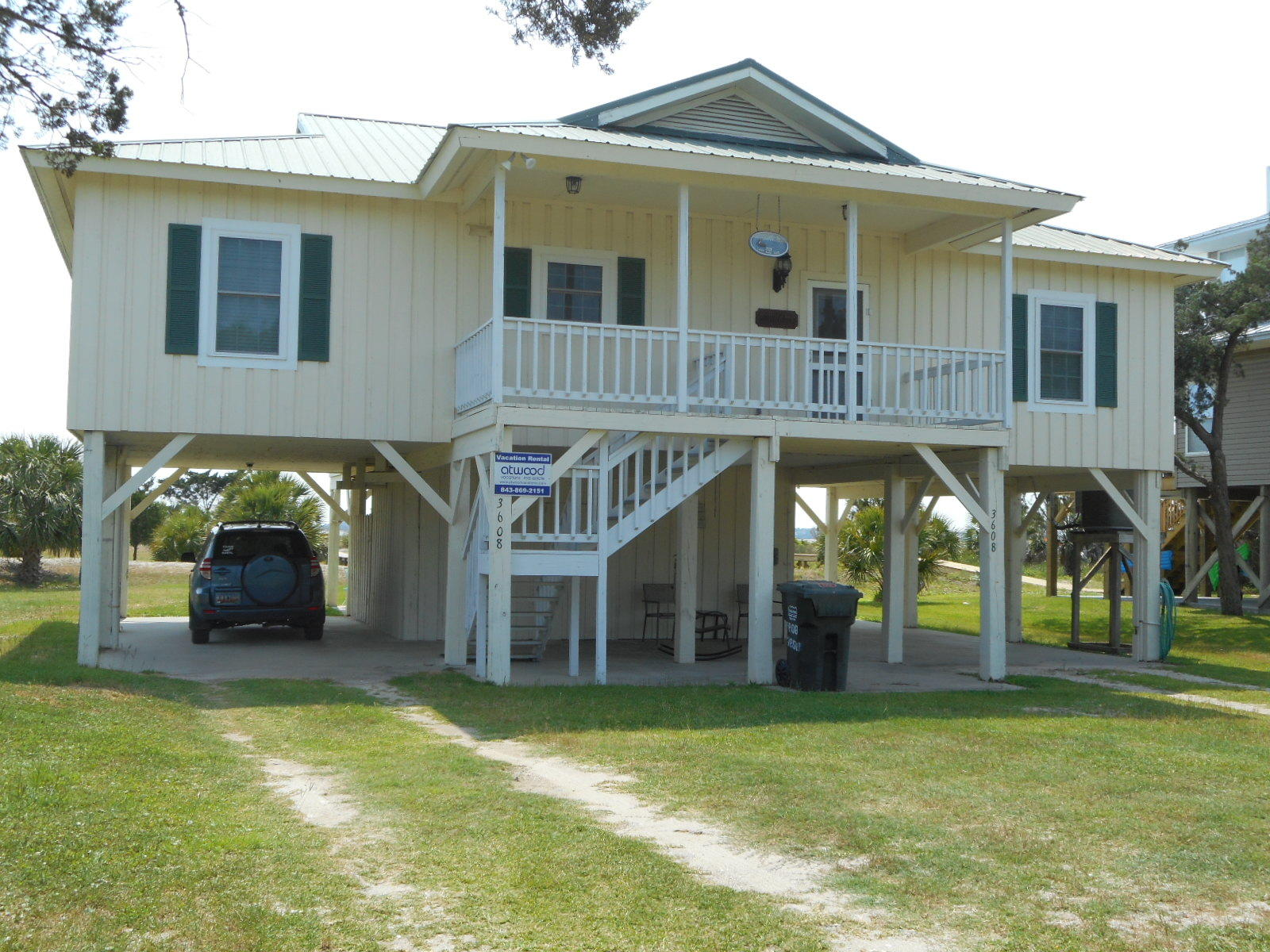 3608 Yacht Club Road Edisto Beach, SC 29438