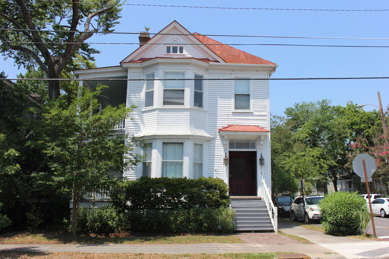 123 Ashley Avenue Charleston, SC 29401