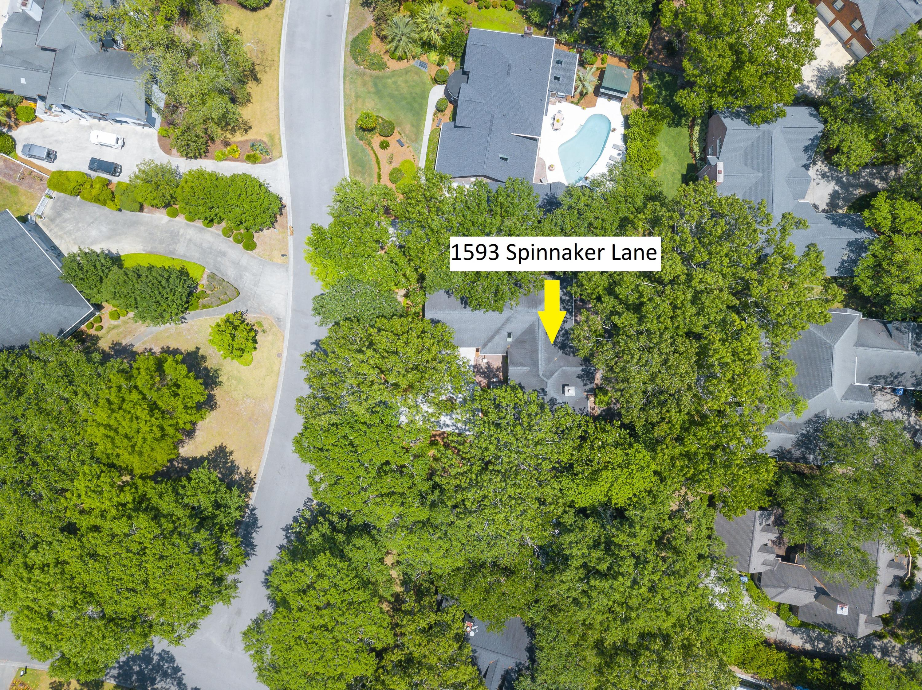 1593 Spinnaker Lane Charleston, SC 29407