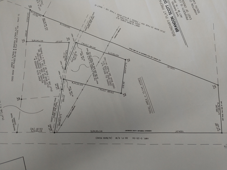 Altman Hampton, SC 29924