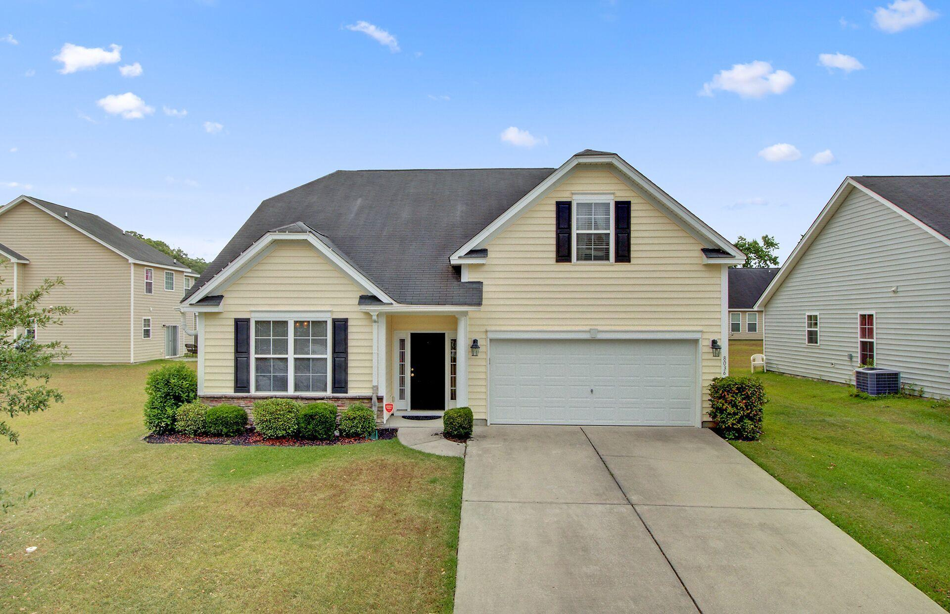8036 Hyannis Court North Charleston, SC 29420