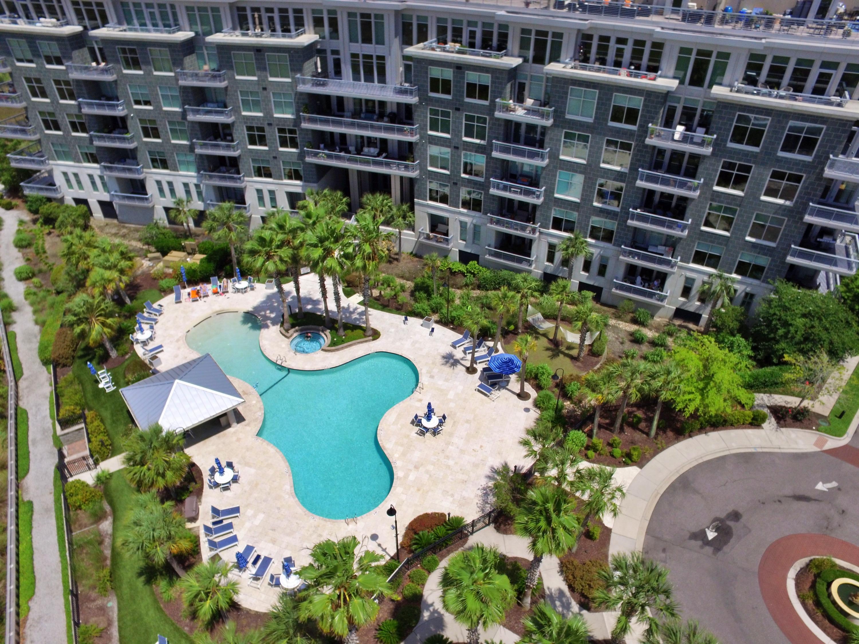 Tides Condominiums Homes For Sale - 247 Cooper River, Mount Pleasant, SC - 42