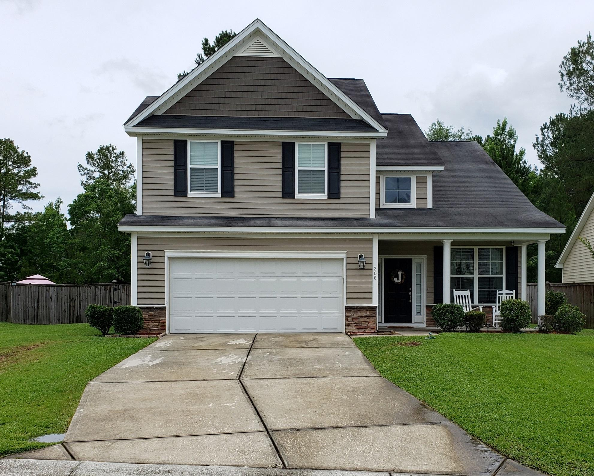 206 Palmetto Village Circle Moncks Corner, SC 29461
