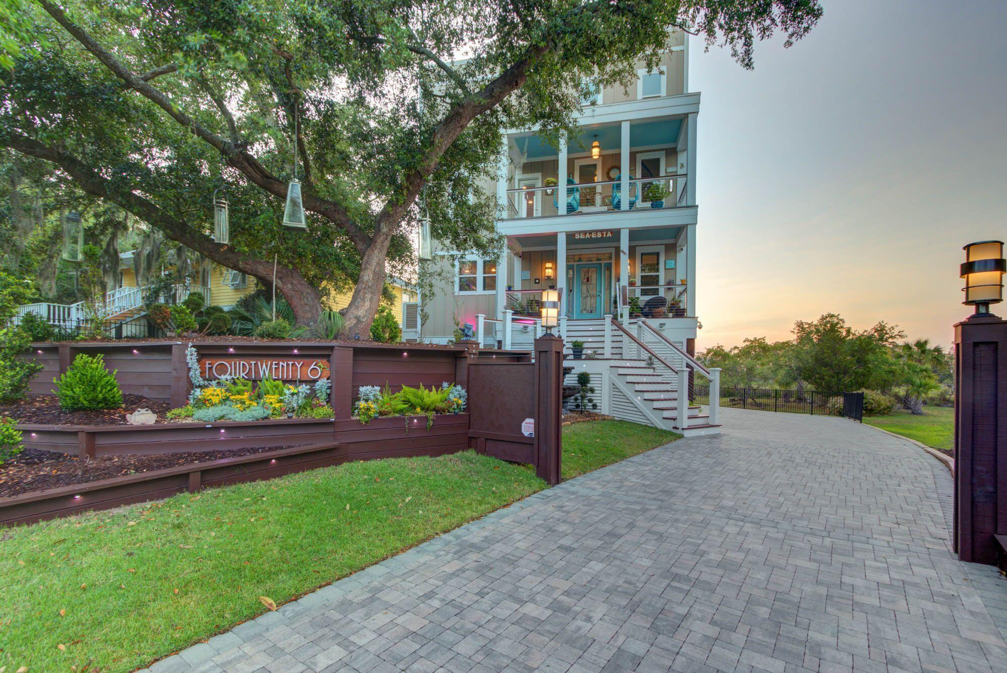 426 W Indian Avenue Folly Beach, Sc 29439