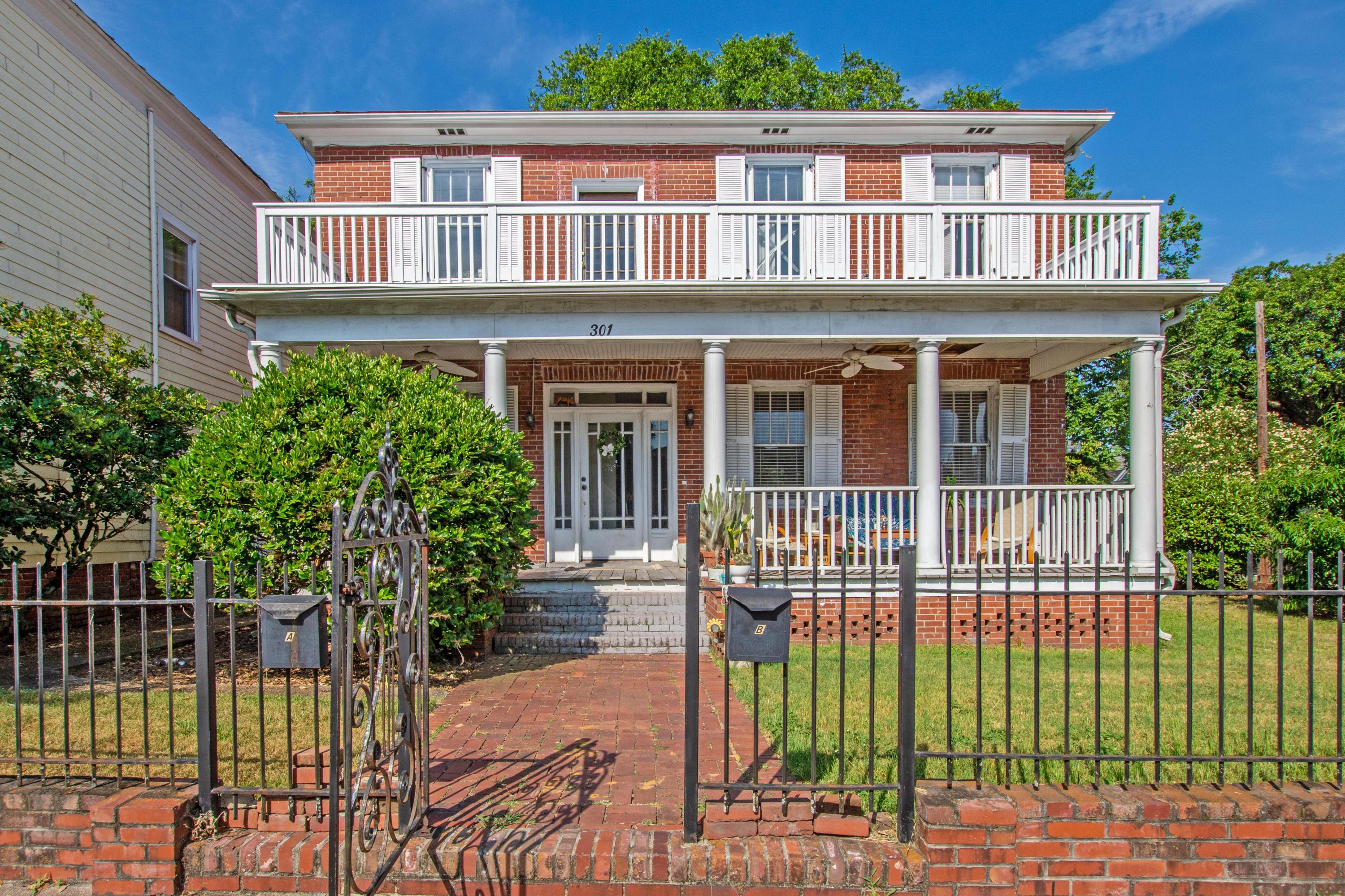 301 Ashley Avenue Charleston, SC 29403