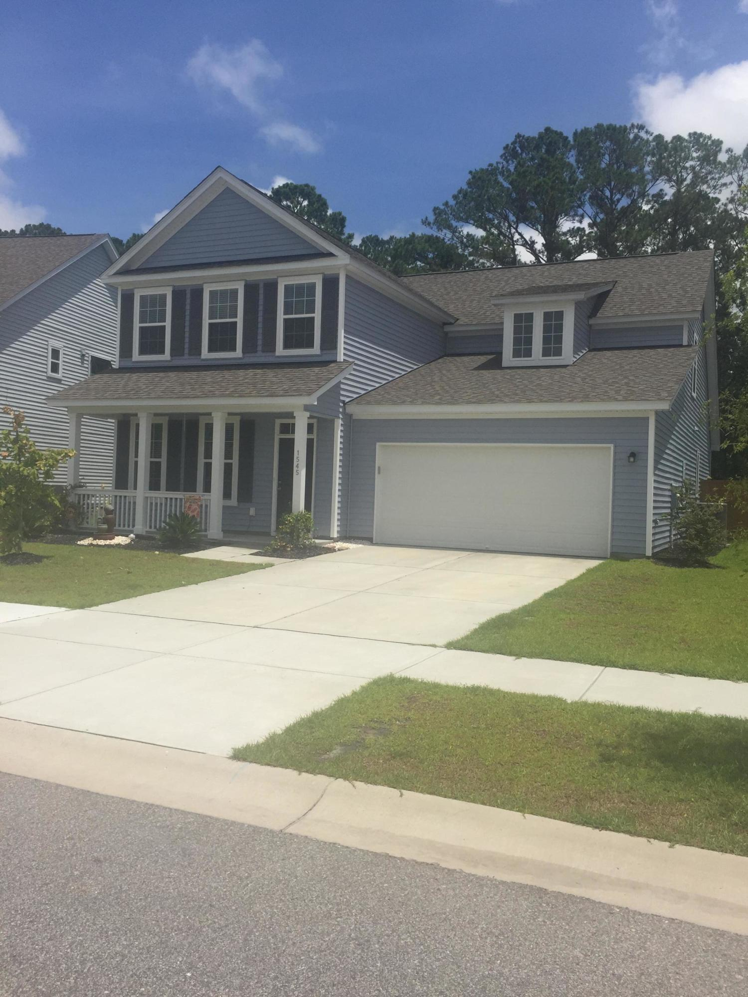 1545 Thoroughbred Boulevard Johns Island, SC 29455
