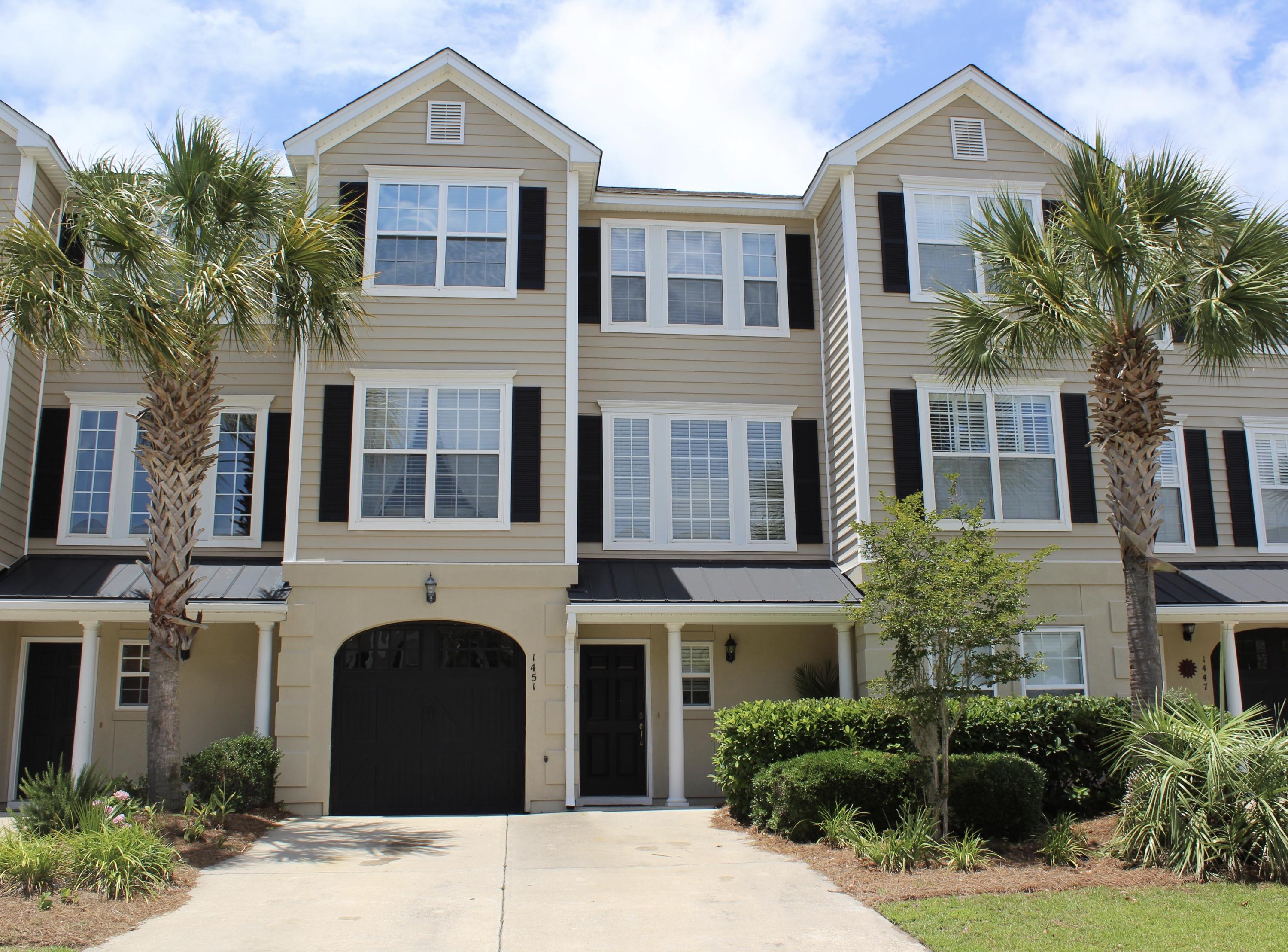 1451 Hamlin Park Circle Mount Pleasant, SC 29466