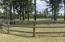 Fully enclosed paddock approx. 1 acre (right)
