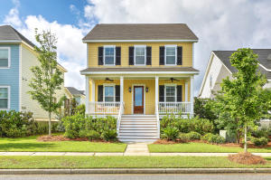 Welcome home to Village Crossing Drive on Daniel Island!