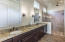 Wonderful storage and counter space - NO TUB-