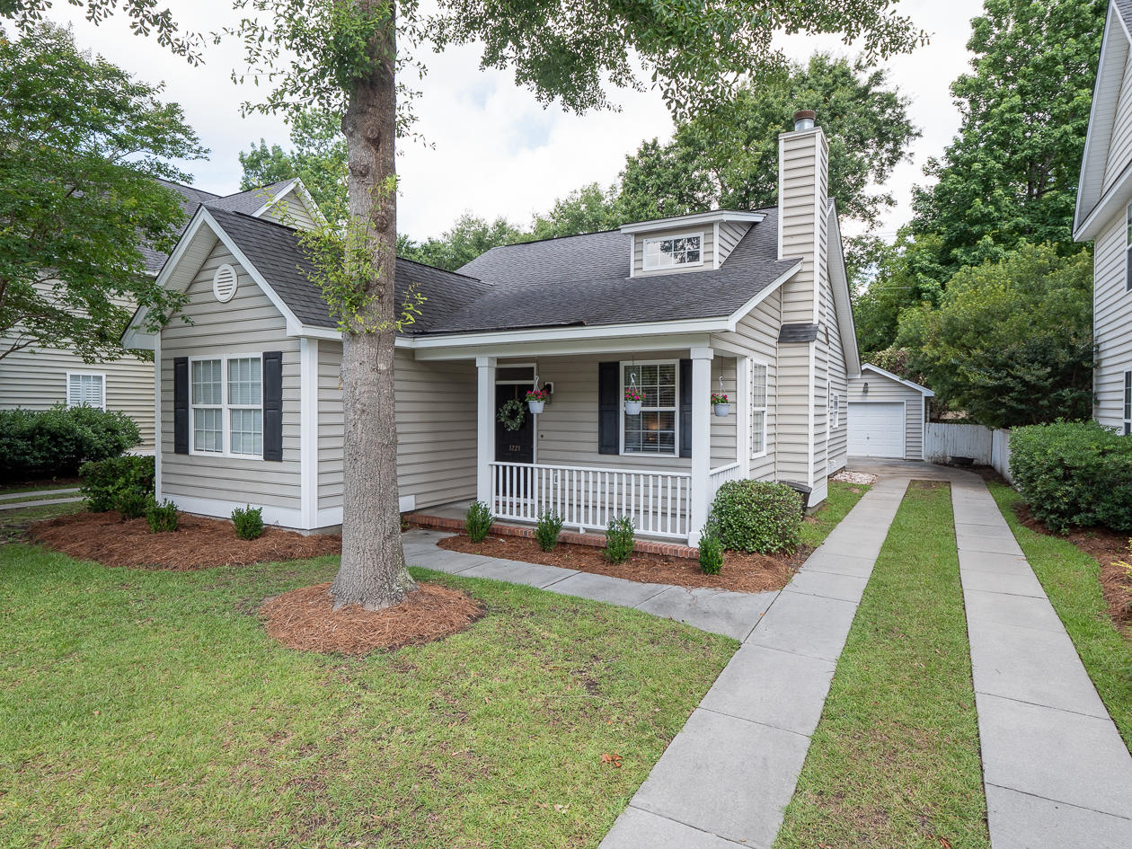 Laurel Grove Homes For Sale - 1221 Laurel Park, Mount Pleasant, SC - 0