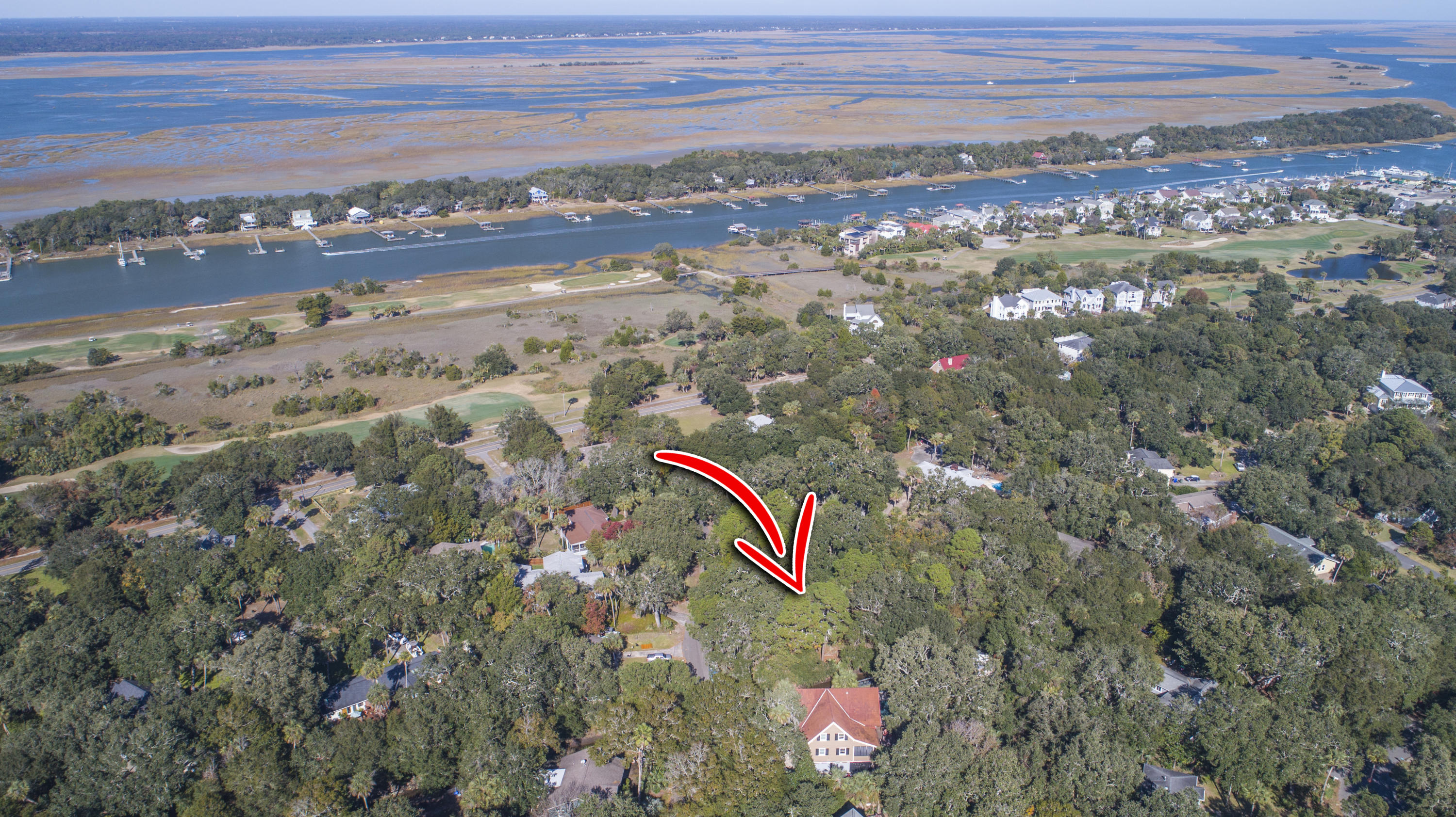 109 Forest Trail Court Isle Of Palms, SC 29451