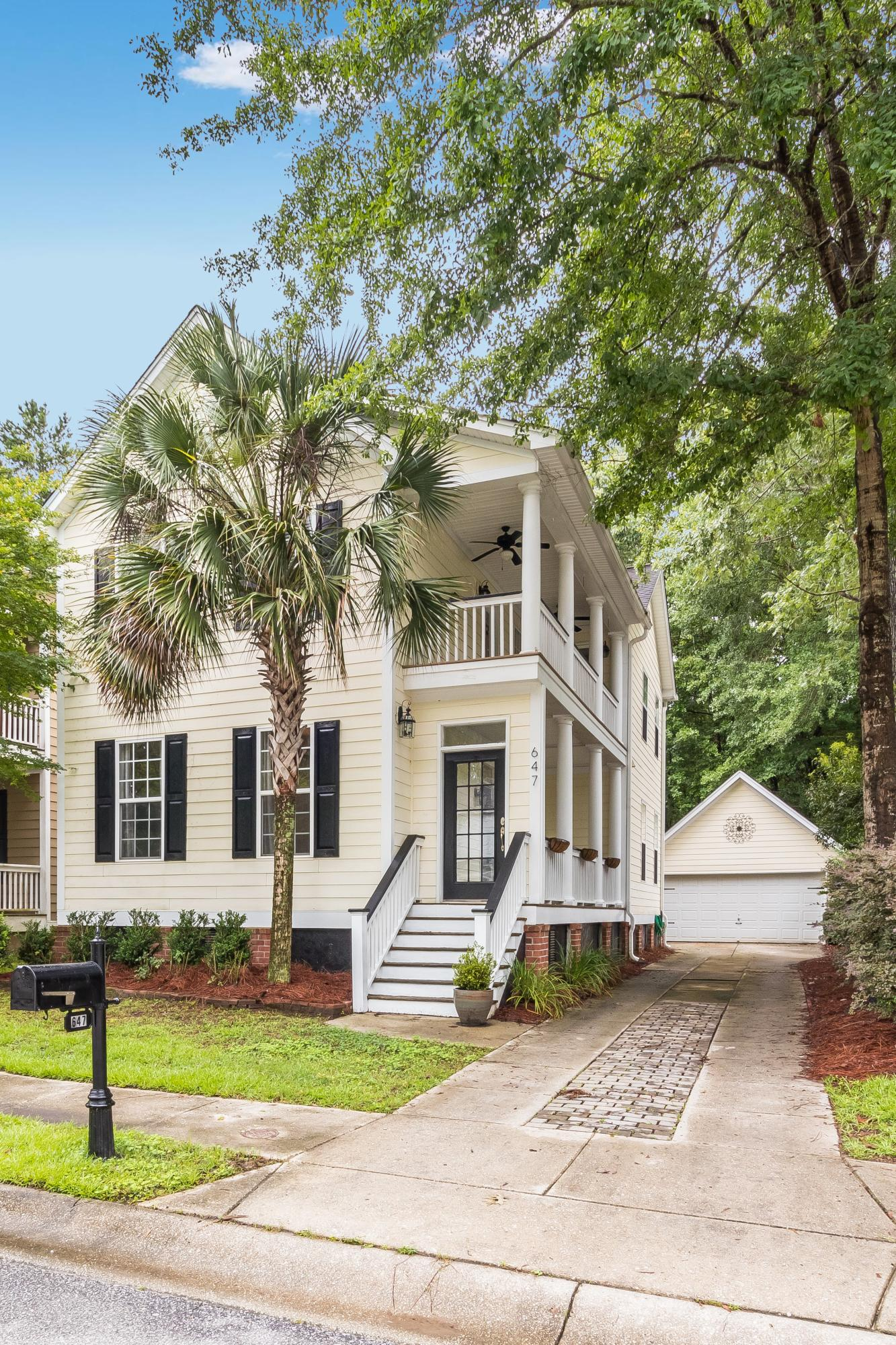 647 Fair Spring Drive Charleston, Sc 29414