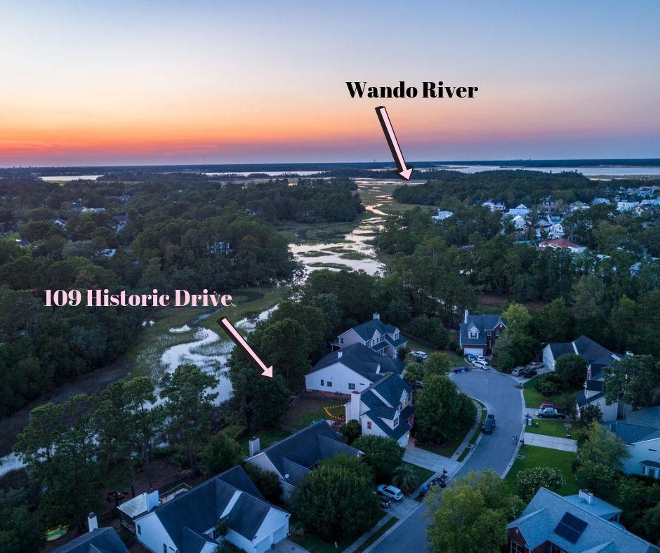 109 Historic Drive, Mount Pleasant, SC 29464 — Charleston
