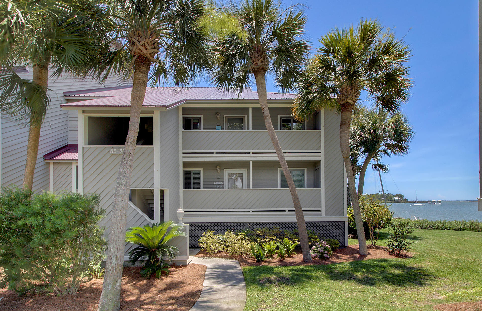 86 W Mariners Cay Drive Folly Beach, SC 29439