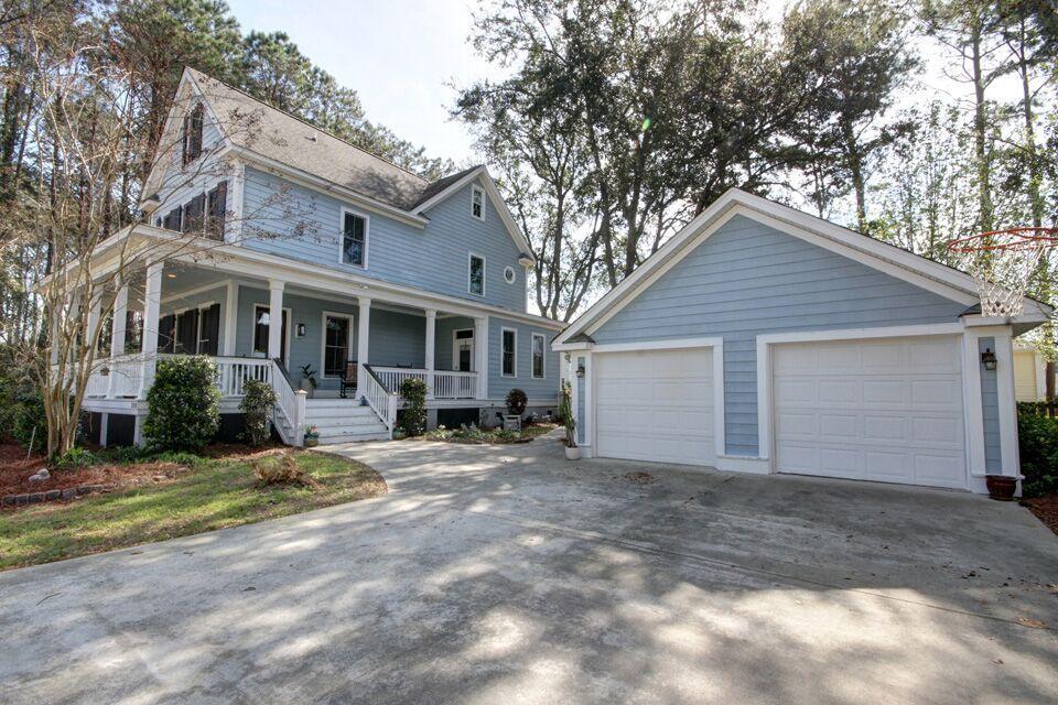 Grassy Creek Homes For Sale - 226 River Oak Drive, Mount Pleasant, SC - 29