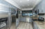 Upgraded kitchen.