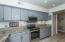 Granite counters - new cabinets.