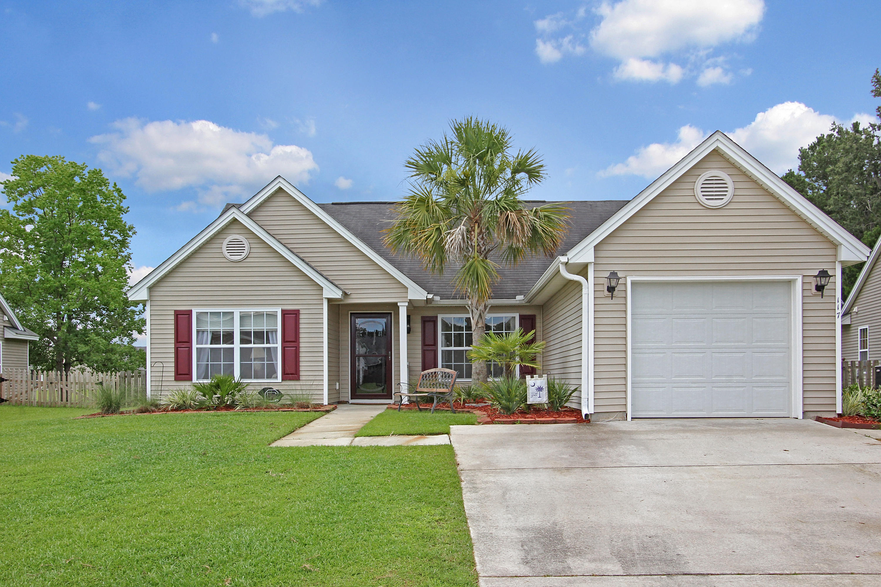 117 Salem Creek Drive Goose Creek, SC 29445