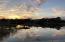 'Big Sky' sunset w/ beautiful clouds