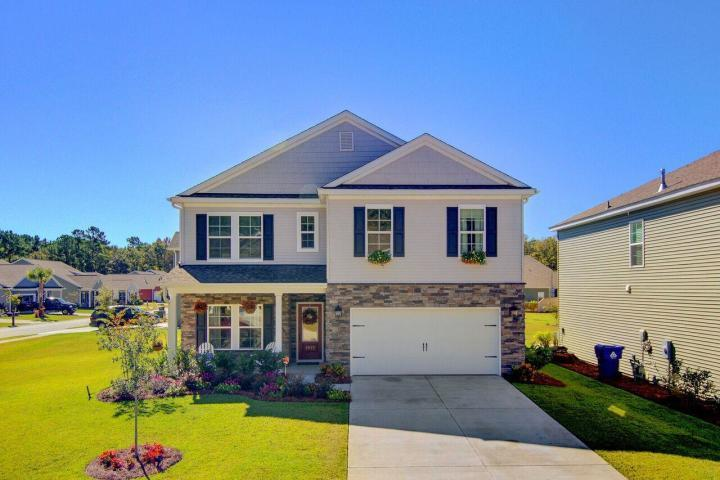 2027 Welsh Pony Drive Awendaw, SC 29429
