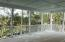 2267 Palmetto Marsh extra large screen porch with creek and marsh views.