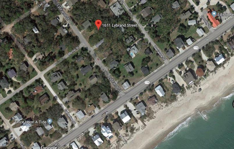 1611 Lybrand Street Edisto Beach, SC 29438