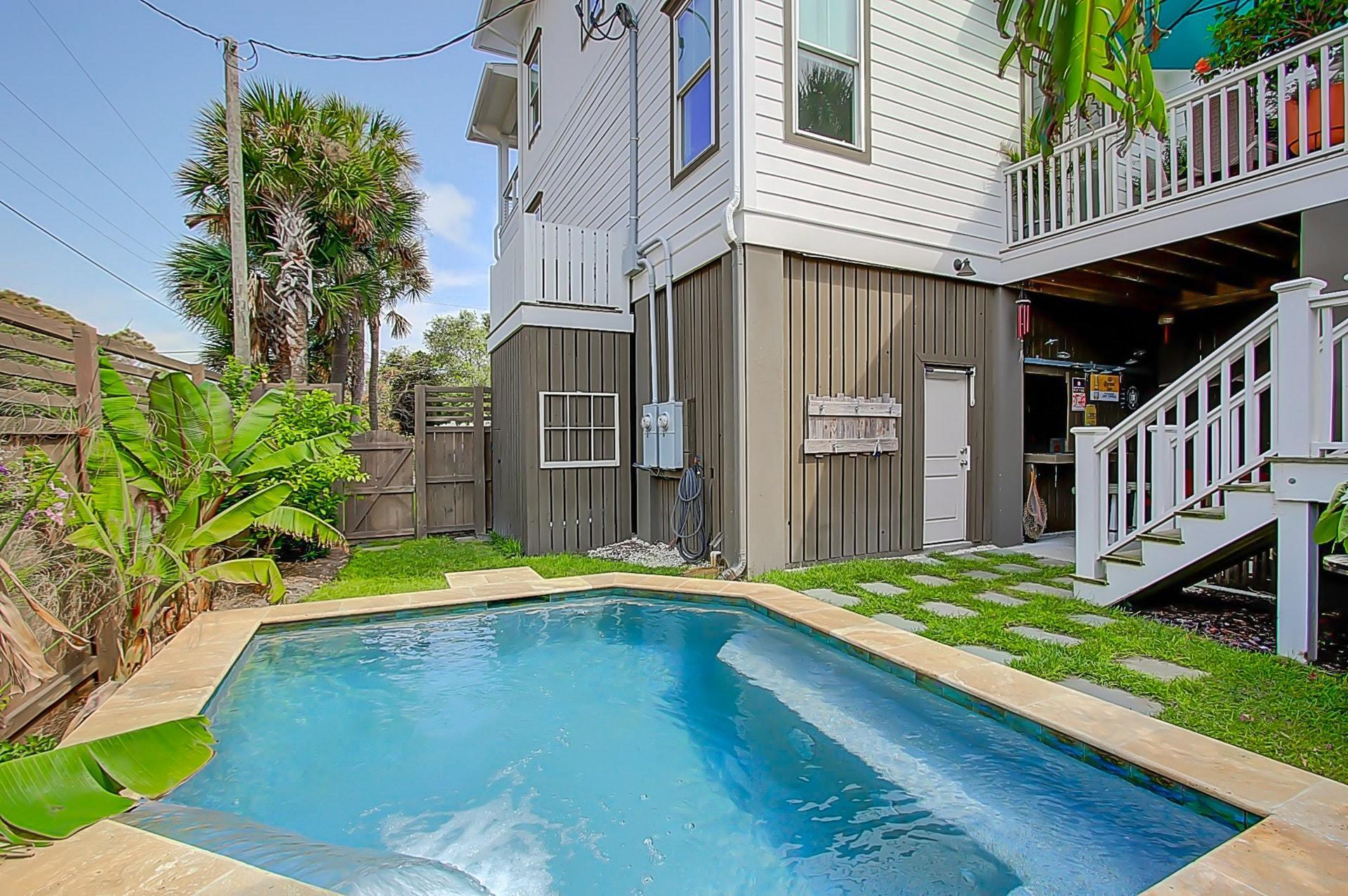 125 E Ashley Avenue Folly Beach, SC 29439