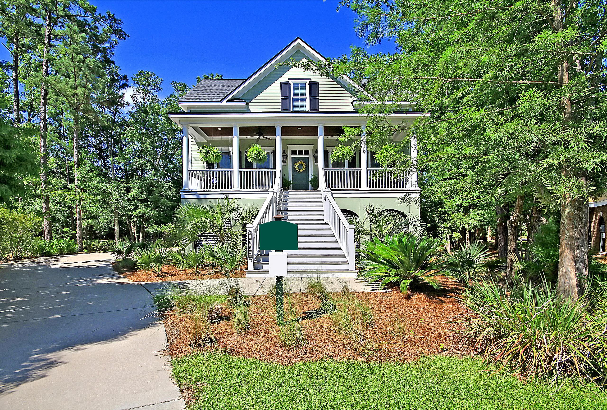 Park West Homes For Sale - 1596 Capel, Mount Pleasant, SC - 14