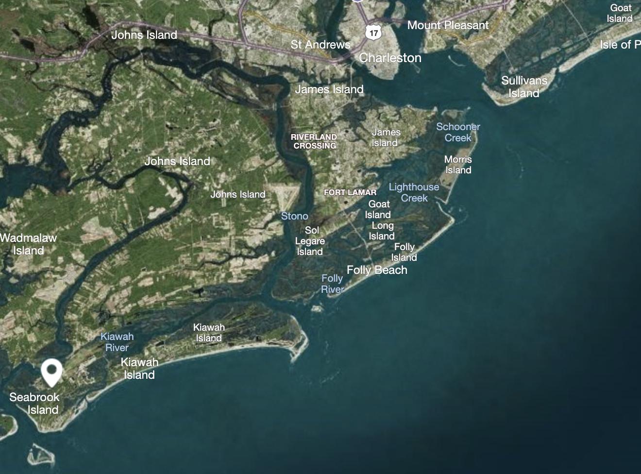 Seabrook Island Lots For Sale - 2501 Clear Marsh, Seabrook Island, SC - 25
