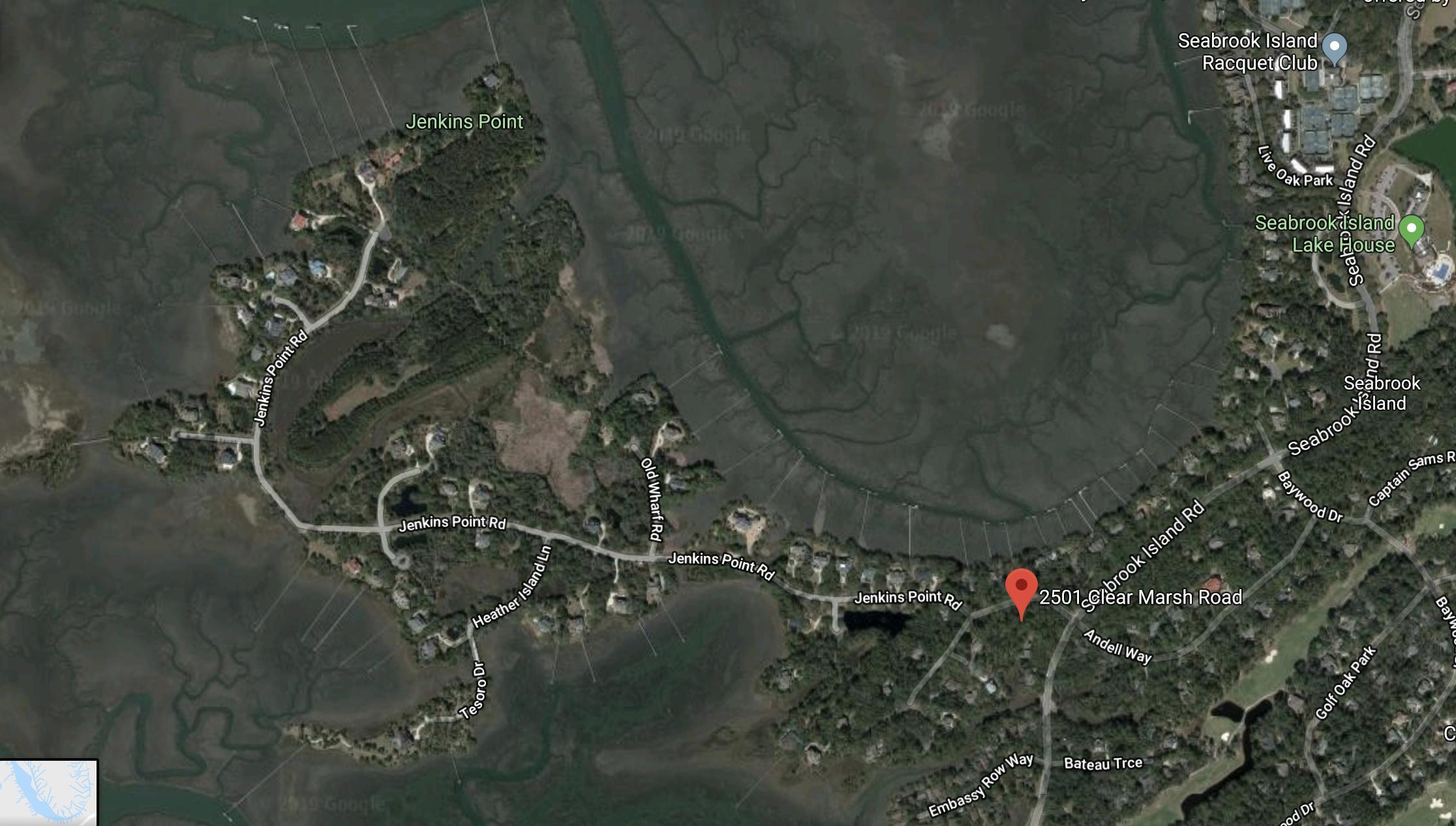Seabrook Island Lots For Sale - 2501 Clear Marsh, Seabrook Island, SC - 17