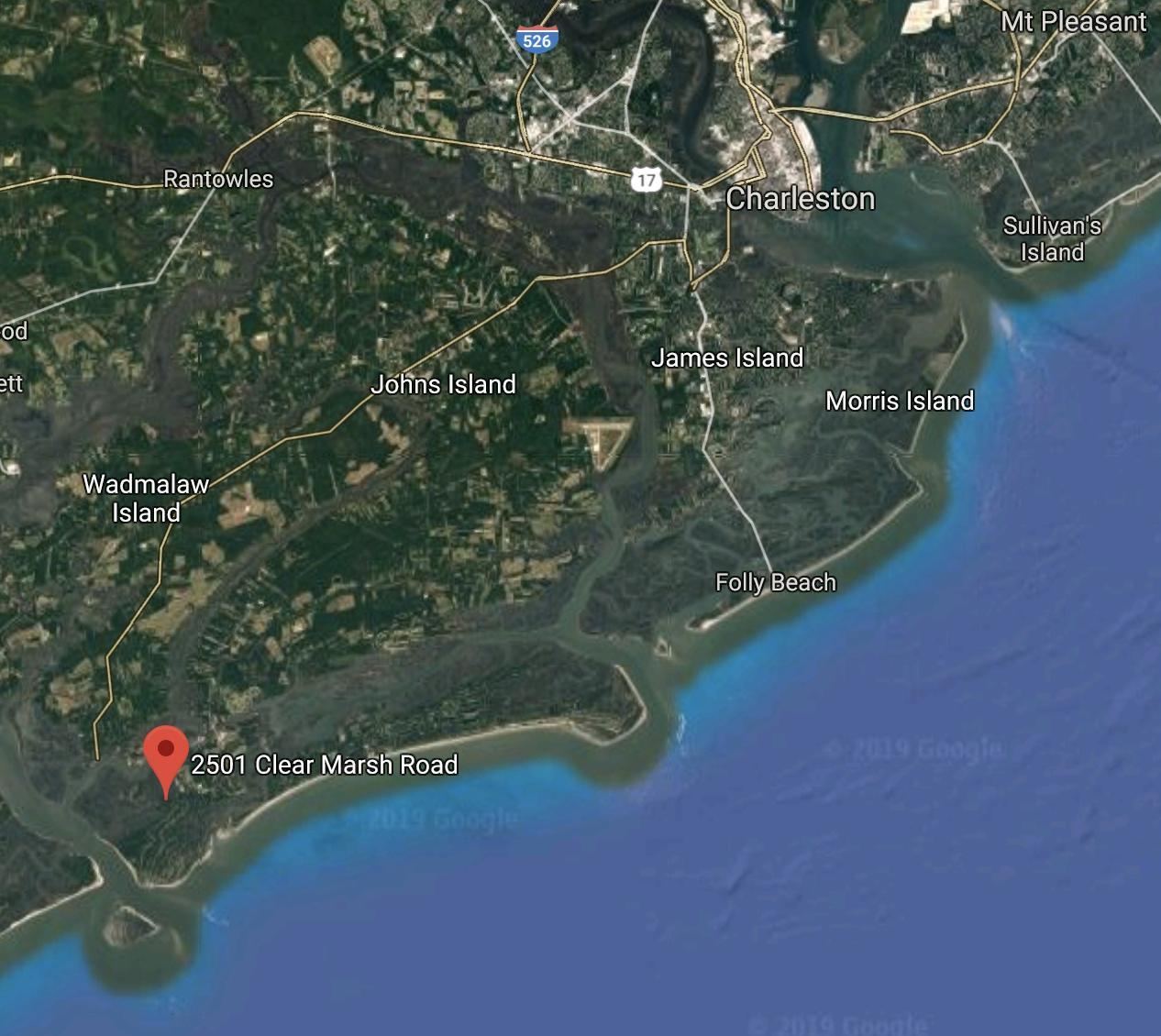 Seabrook Island Lots For Sale - 2501 Clear Marsh, Seabrook Island, SC - 23