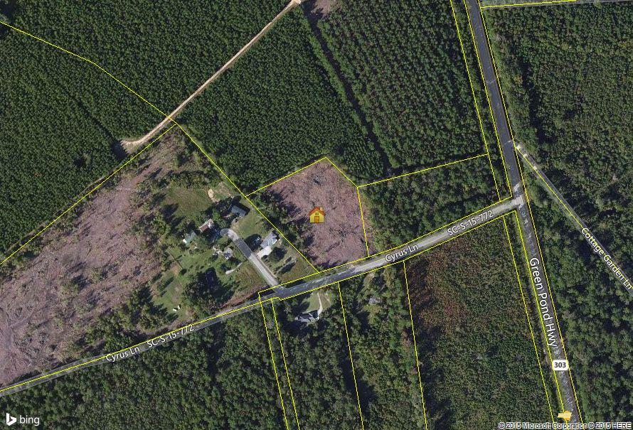Cyrus Lane Green Pond, SC 29446