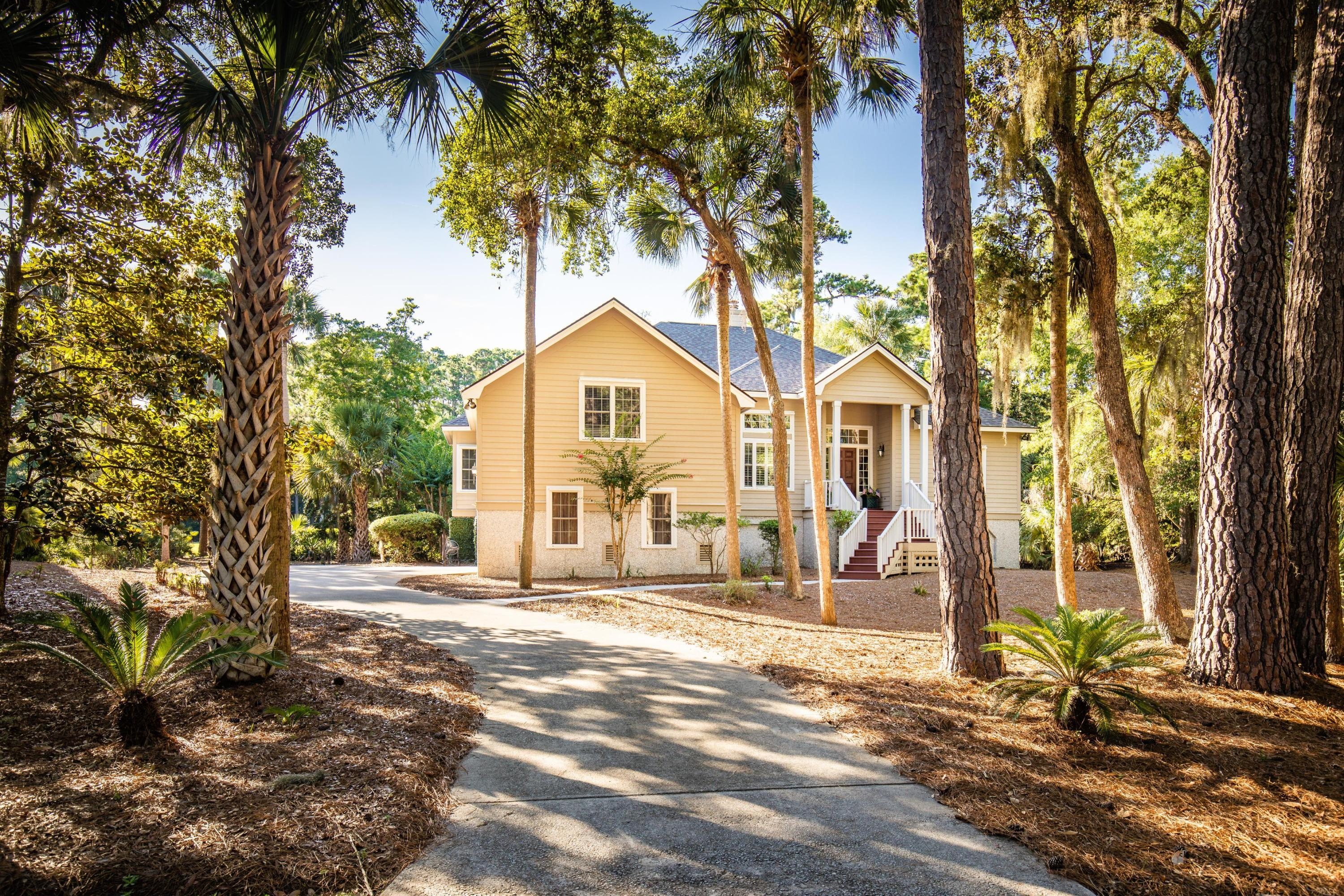 2470 Cat Tail Pond Road Seabrook Island, SC 29455