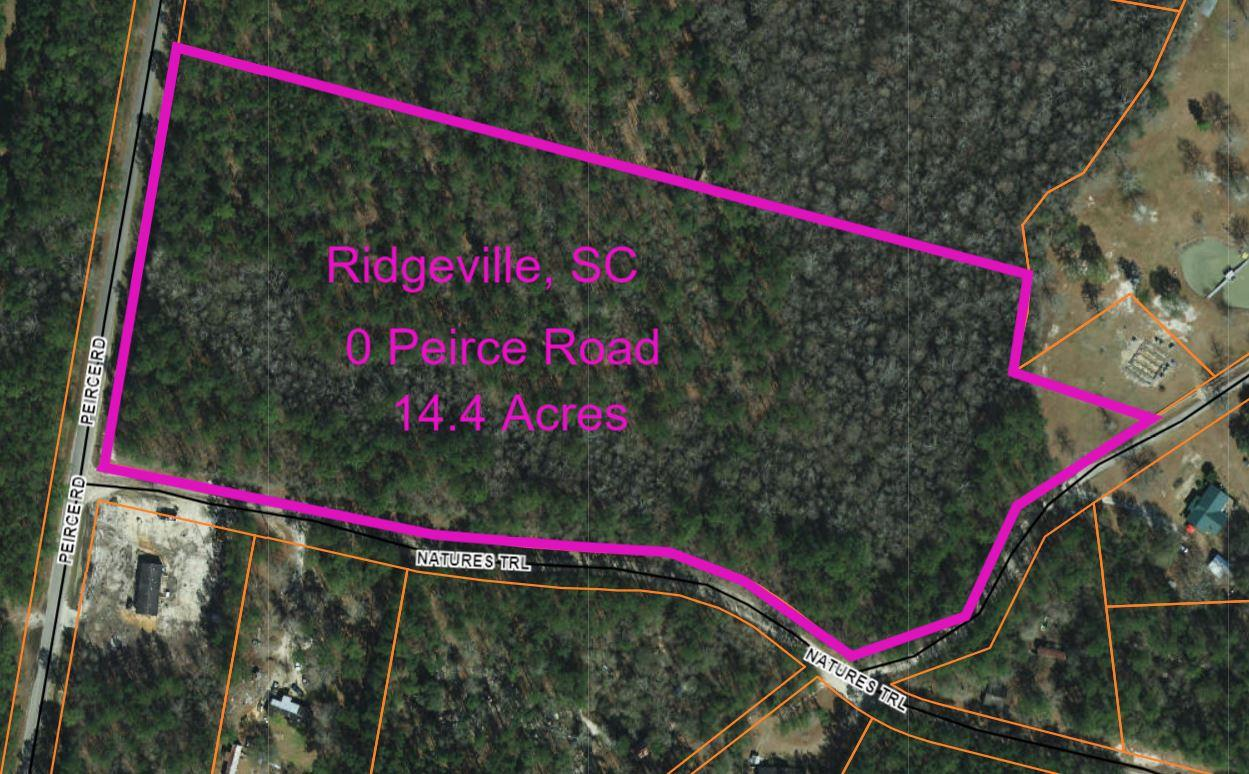 Peirce Road Ridgeville, SC 29472