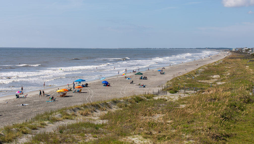 Charleston Oceanfront Villas Homes For Sale - 201 Arctic, Folly Beach, SC - 2