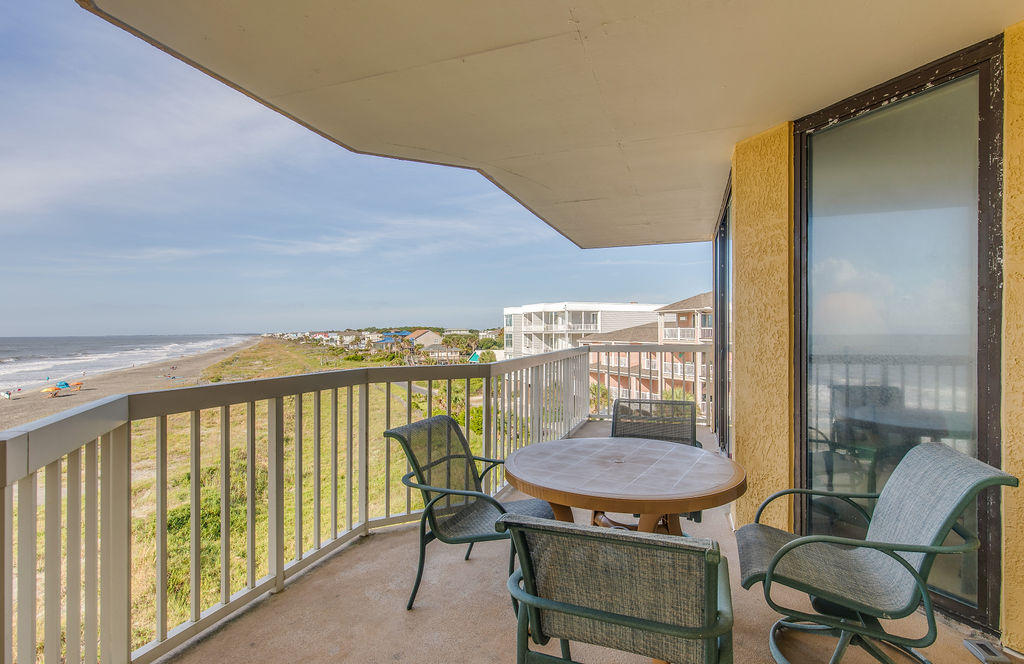 Charleston Oceanfront Villas Homes For Sale - 201 Arctic, Folly Beach, SC - 29