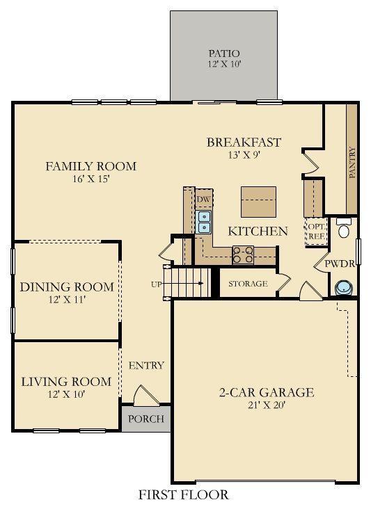 4818 Black Cherry Street Ladson, SC 29456