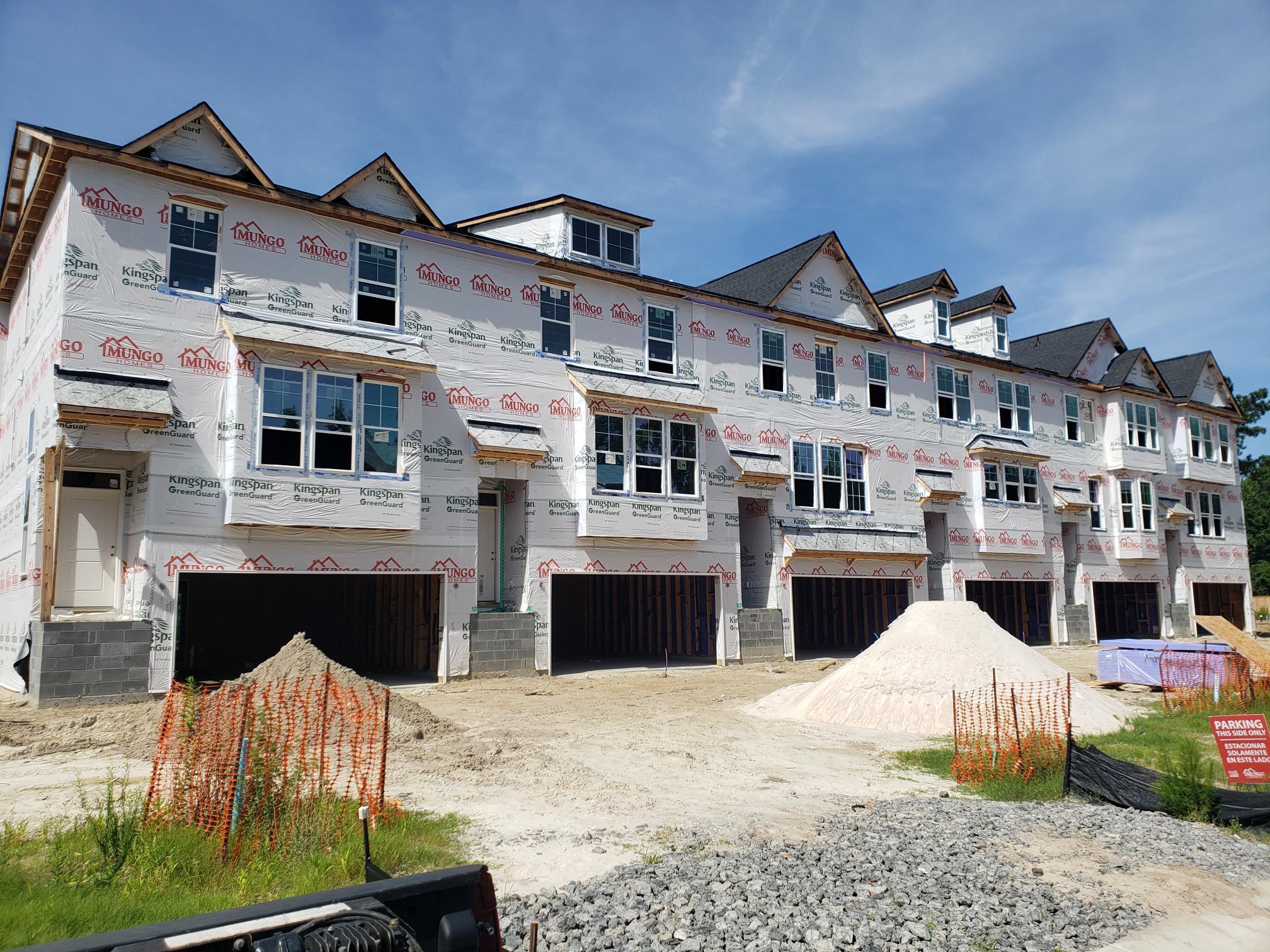 Park West Homes For Sale - 1540 Moss Spring, Mount Pleasant, SC - 2