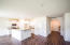 Spacious Living Areas- picture of a completed Ellerbe