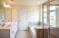 Beautiful Master Bath - picture of a completed Ellerbe