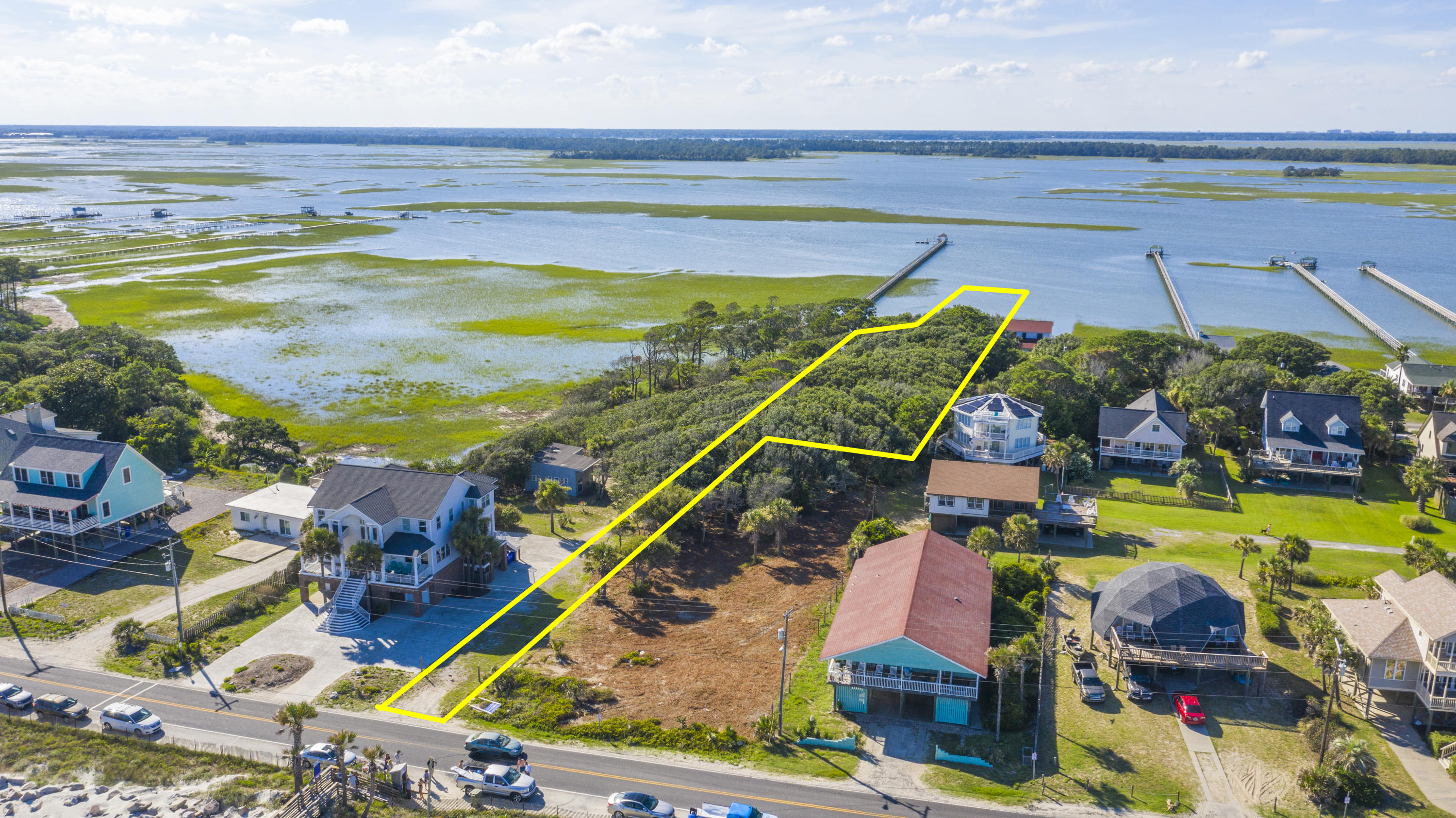 1502 E Lot A Ashley Avenue Folly Beach, SC 29439