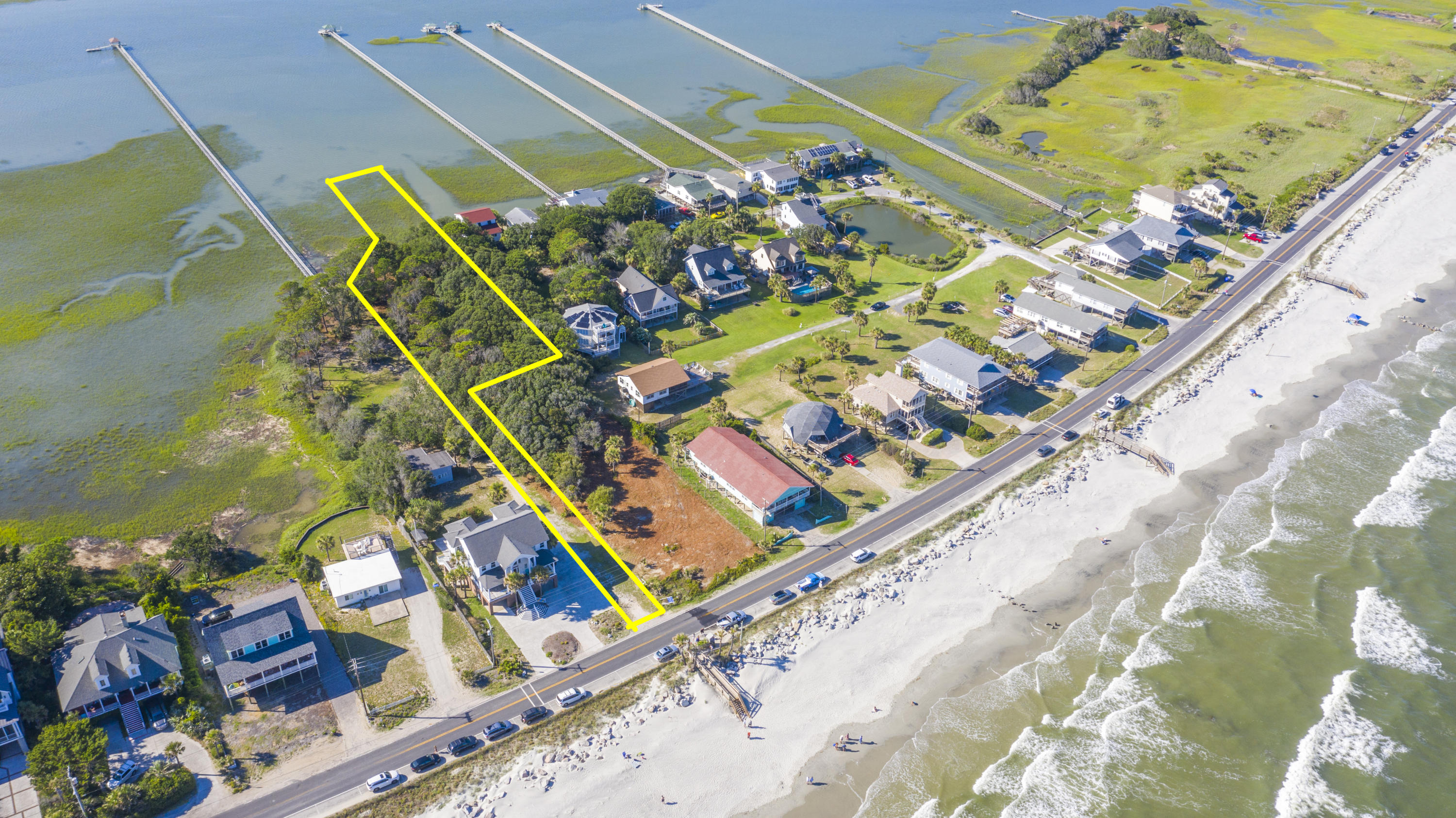 1502 E Ashley Avenue UNIT Lot A Folly Beach, SC 29439
