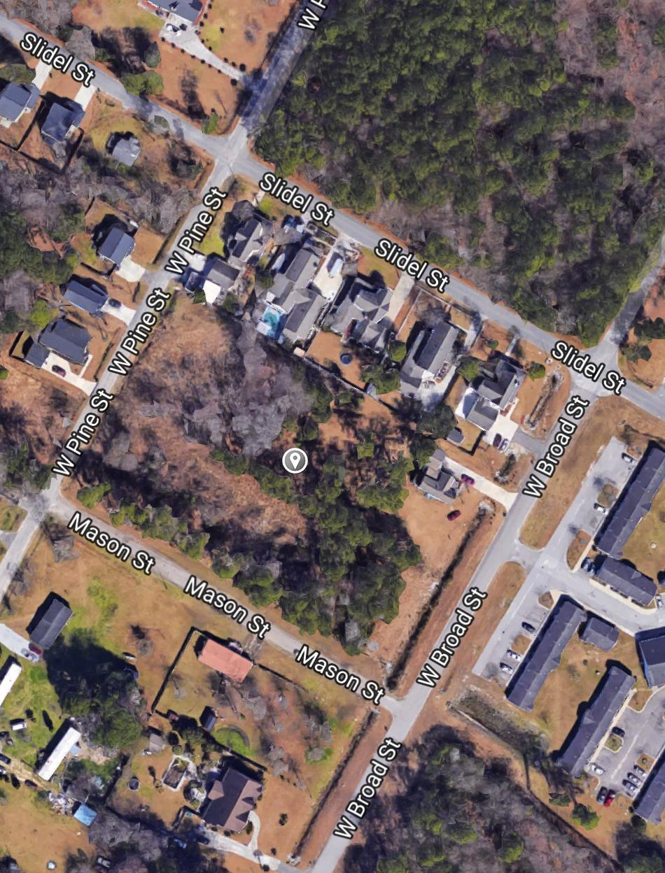 W Pine Street Lincolnville, SC 29485