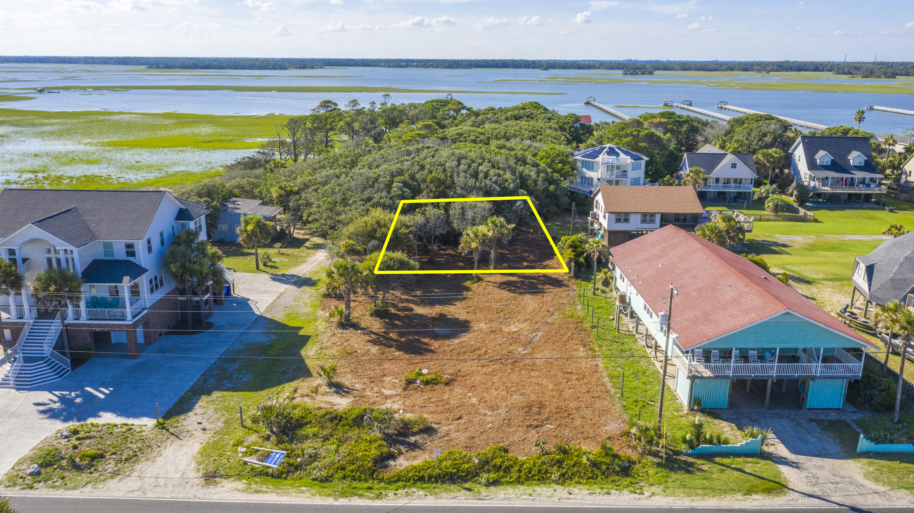 1502 E Lot B Ashley Avenue Folly Beach, SC 29439